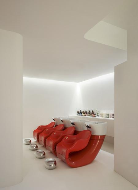High End Hair Salon Chooses Imperium Central Vacuum When